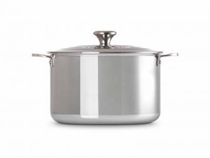 Le Creuset  Signature Stainless Steel Pasta Pot