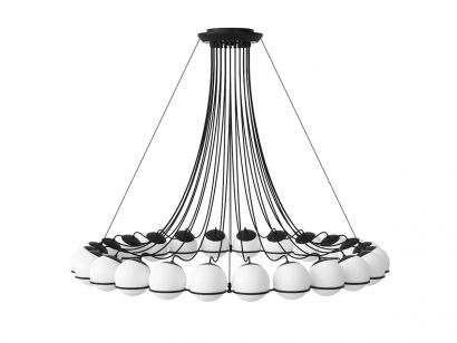Le Sfere Mod. 2109/16/14 Suspension Lamp