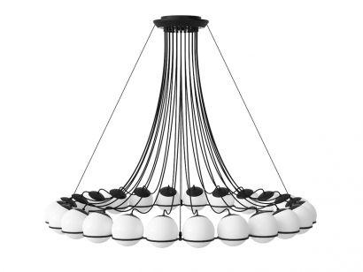 Le Sfere Mod. 2109/24/14 Suspension Lamp