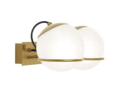 Le Sfere Mod. 238/2 Wall Lamp