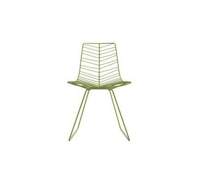 Leaf Sled Chair