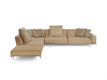 Let It Be Sofa - Leather SC Daino 52
