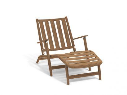 Levante 007 Lounge Chair Roda by Piero Lissoni