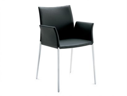 Lia Leather Chair