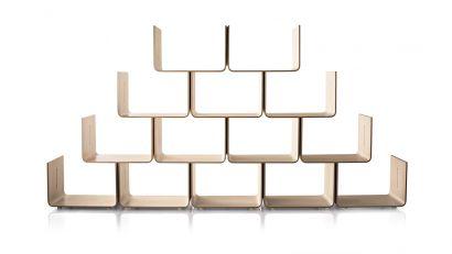 Elisée modular bookcase Magis