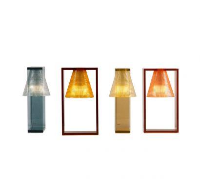 Light Air Table Lamp Sculptured