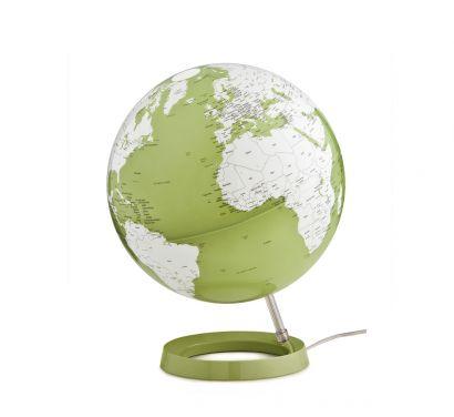 Light & Colour Bright Pistachio Globe Light