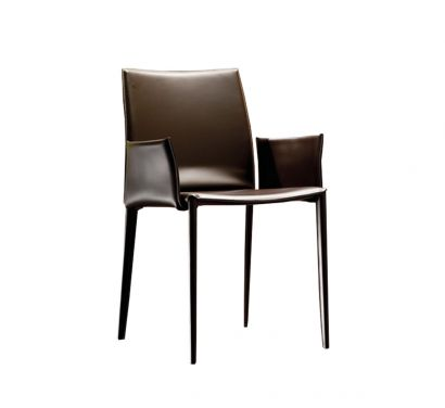 Linda Dining Armchair - Low Back