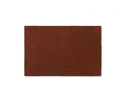 Linen Placemat - Set of 2 Cinnamon