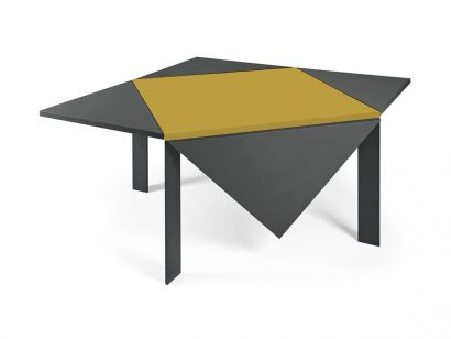 Loto Table - Lacquered Top