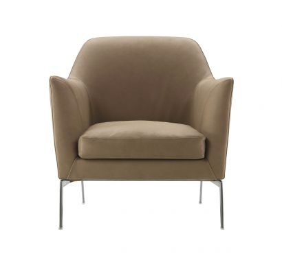 Luce Armchair - Leather Deluxe 616