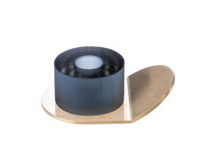 Lumino Stripe Candle holder