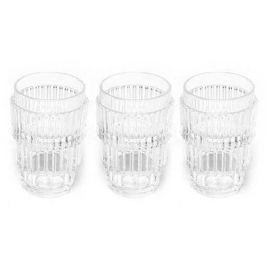 Machine Collection Glasses Set of 3 pcs