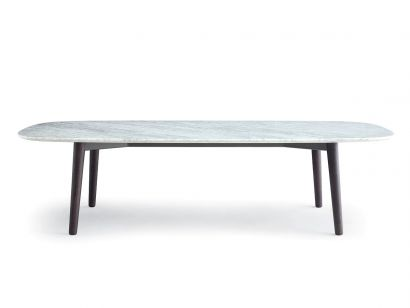 Mad Dining Table by Poliform