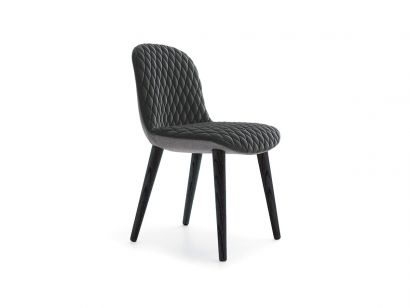 Mad Dining Chair by Poliform