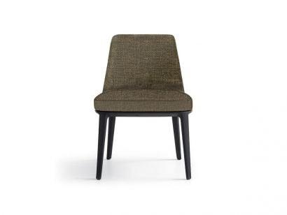 Sophie Chair - Fabric Cat. D Micene 03 / Black Elm