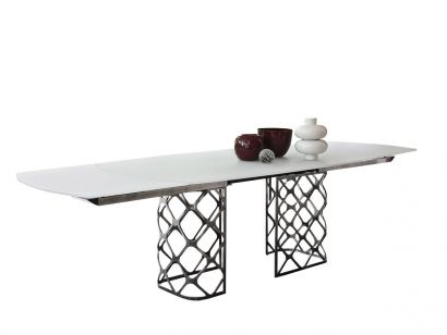 Majesty Extendable Table (barrel shaped)