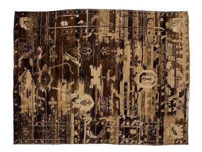 Golran *Masterpieces* Decolorized - D 7535 Rug