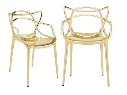 Masters - Metallized Chair