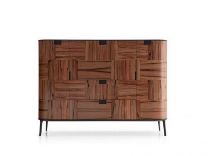 Maxalto Tesaurus Lux Bar Cabinet