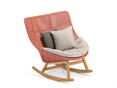 Mbrace Rocking Chair - 112 Spice/  452 Taupe