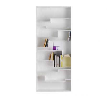 Melody Bibliothèque - Blanc