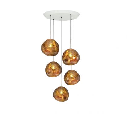 Melt Mini Round Lampada a Sospensione