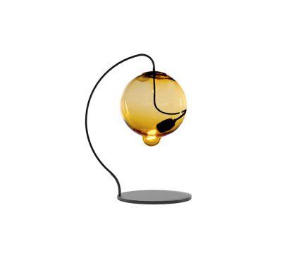 Meltdown Table Lamp - Amber