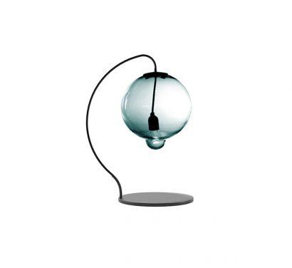 Meltdown Table Lamp - Light Blue
