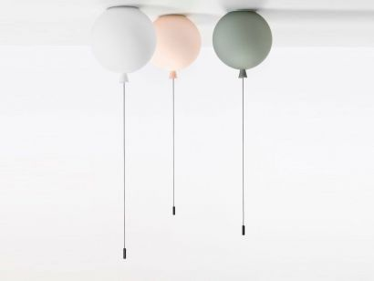 Memory Ceiling Lamp Opal