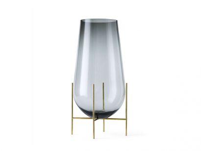 Échasse Vase Grey