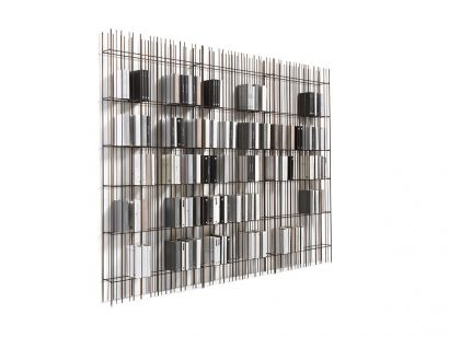 Metrica Wall A - Bookcase