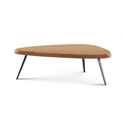 527 Mexique Coffee Table - Natural Oak - H. 38 cm