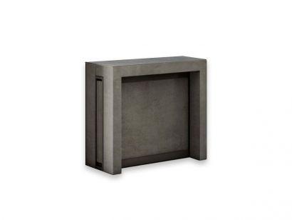 Micro Consolle - ML39 Eco Legno Beton / MT98 Grafite