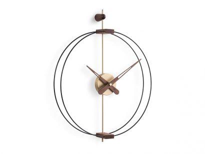 Micro Barcelona Gold Wall Clock