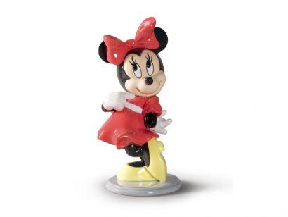 Lladrò - Minnie Mouse Figure