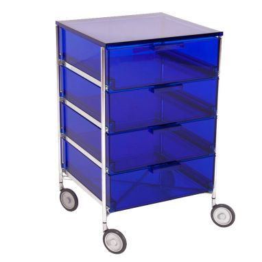 Mobil 4 drawers on wheels