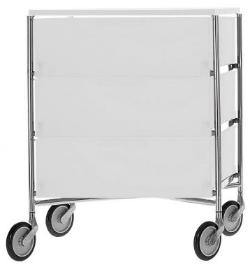 Mobil 3 drawers on wheels