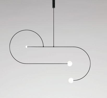 Mobile Chandelier 13 Ceiling Lamp