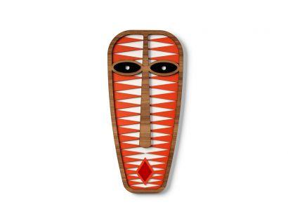 Modern African Mask #37 Masque Mural Medium