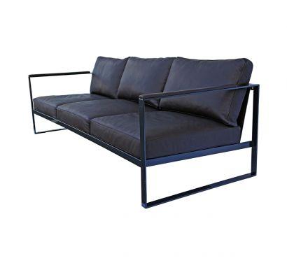 Monaco Lounge Sofa 3 Seat