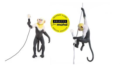 Monkey Lamp Limited Edition
