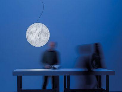 Moon 60 Ø - Lampada a Sospensione