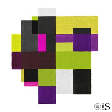 Mosaico Nicolaj et Saints Purple Tappeto