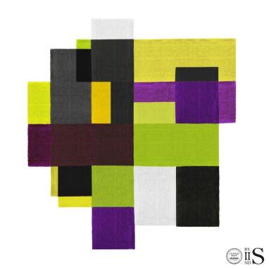 Mosaico Nicolaj et Saints Yellow Tappeto