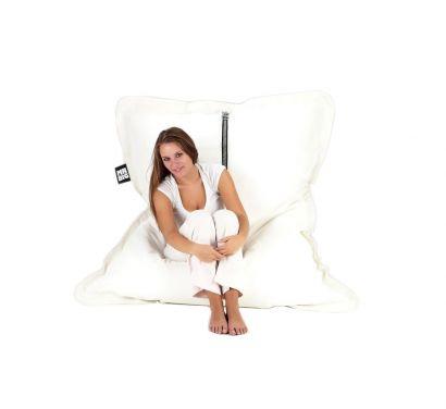 Mr. Big BBQ White Maxi Armchair