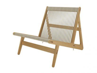 MR01 Initial Lounge Chair Gubi by Mathias Rasmussen