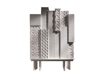 Rascacielos Cabinet
