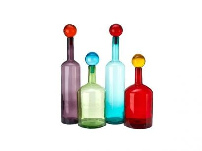 Bubbles & Bottles Multi Mix XXL set of 4 pcs
