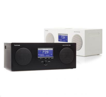 Music System Three - Digital System Hi-Fi AM / FM / BT Portable